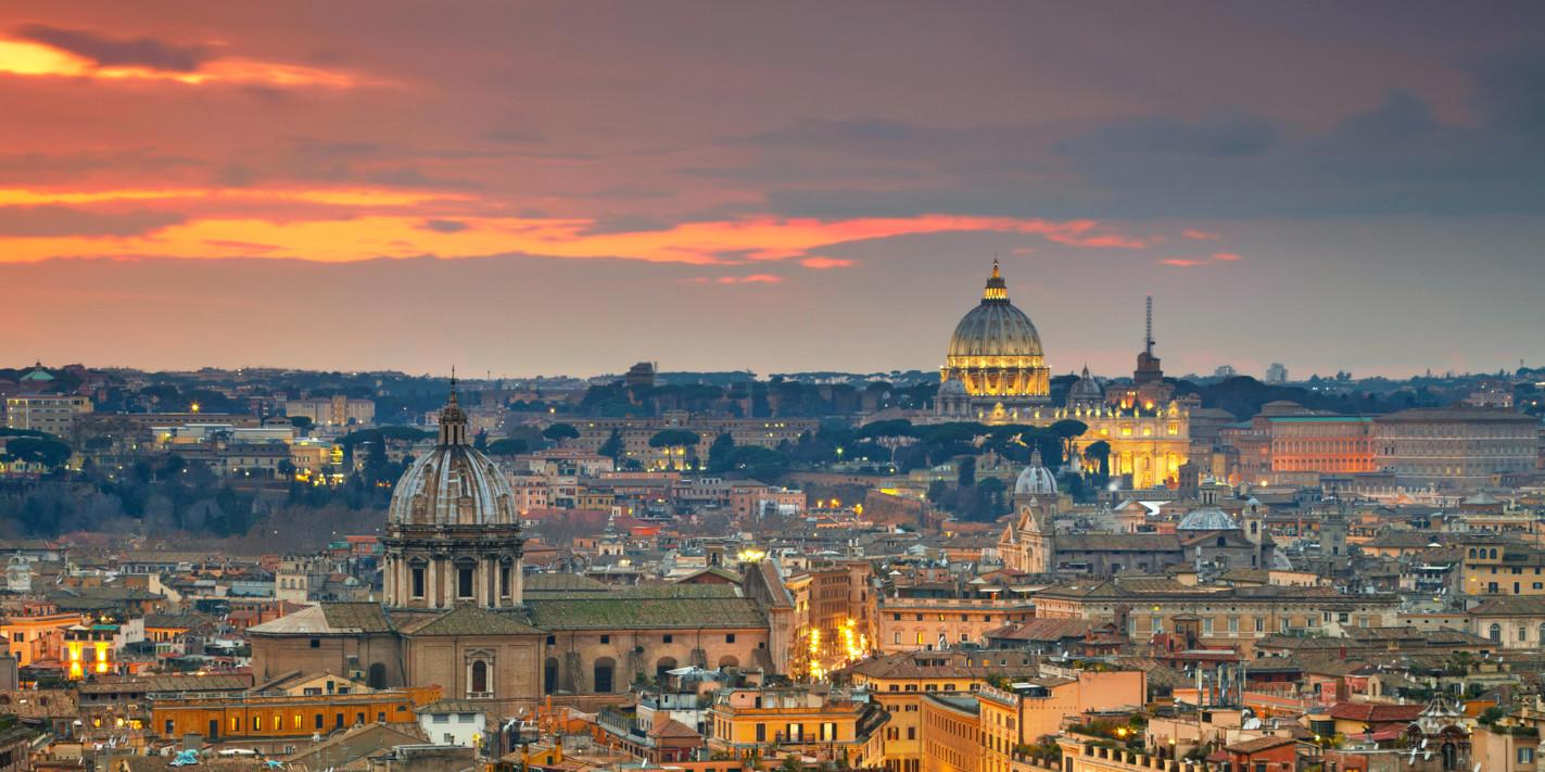 Tastescape: Rome