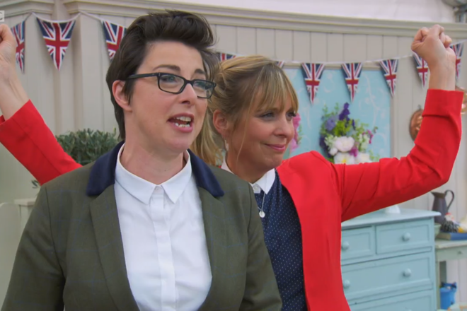 Great British Bake Off 2015, Week 9 - The Final