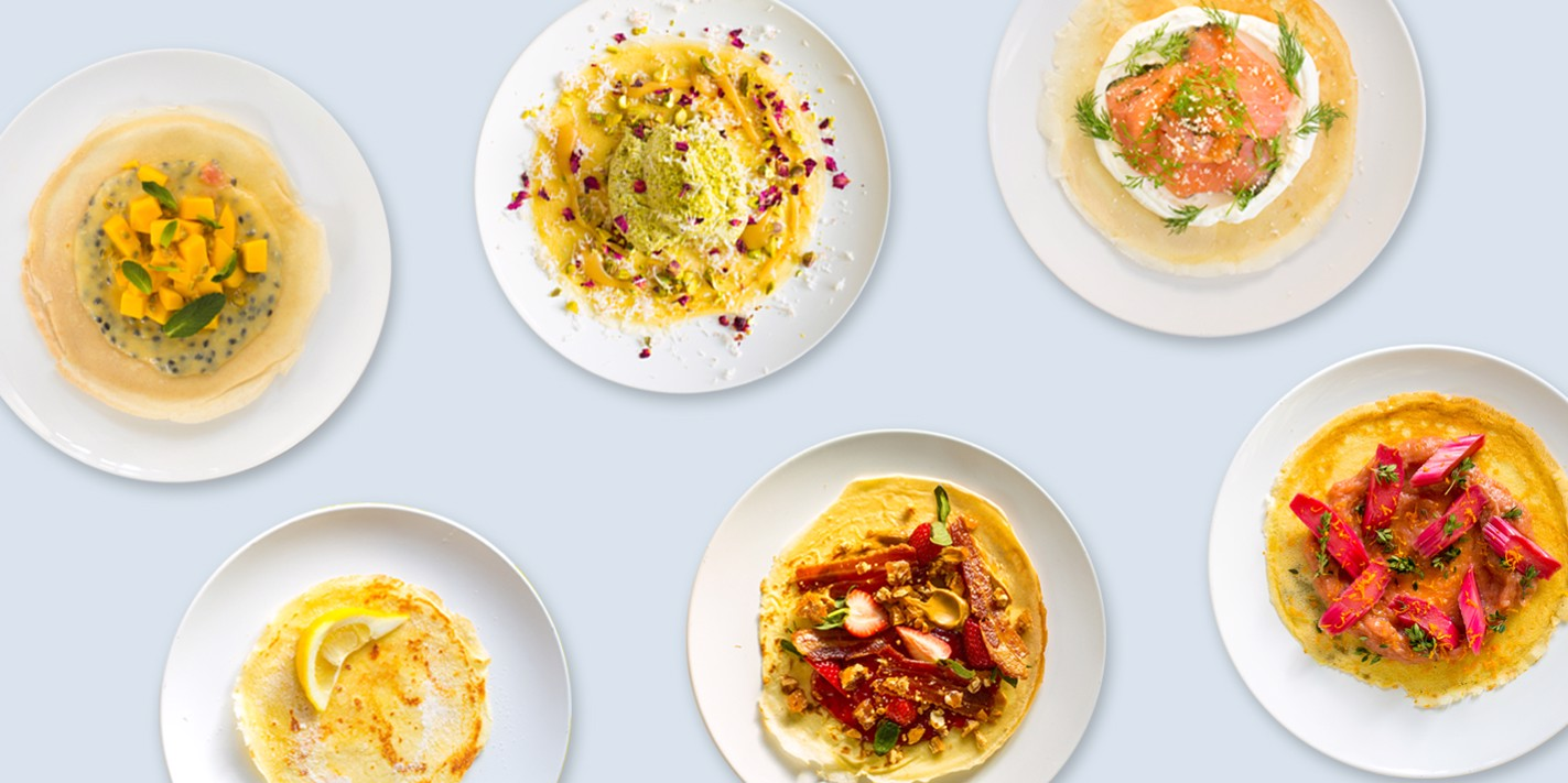 Great British Chefs' Favourite Pancake Toppings