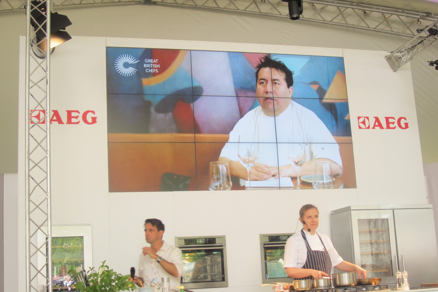 Our chef videos
