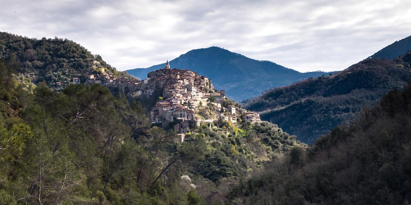 The Italian Riviera: Italy's vegetarian heartland