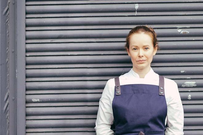 Great British Menu 2021: Roberta Hall-McCarron on her winning fish course