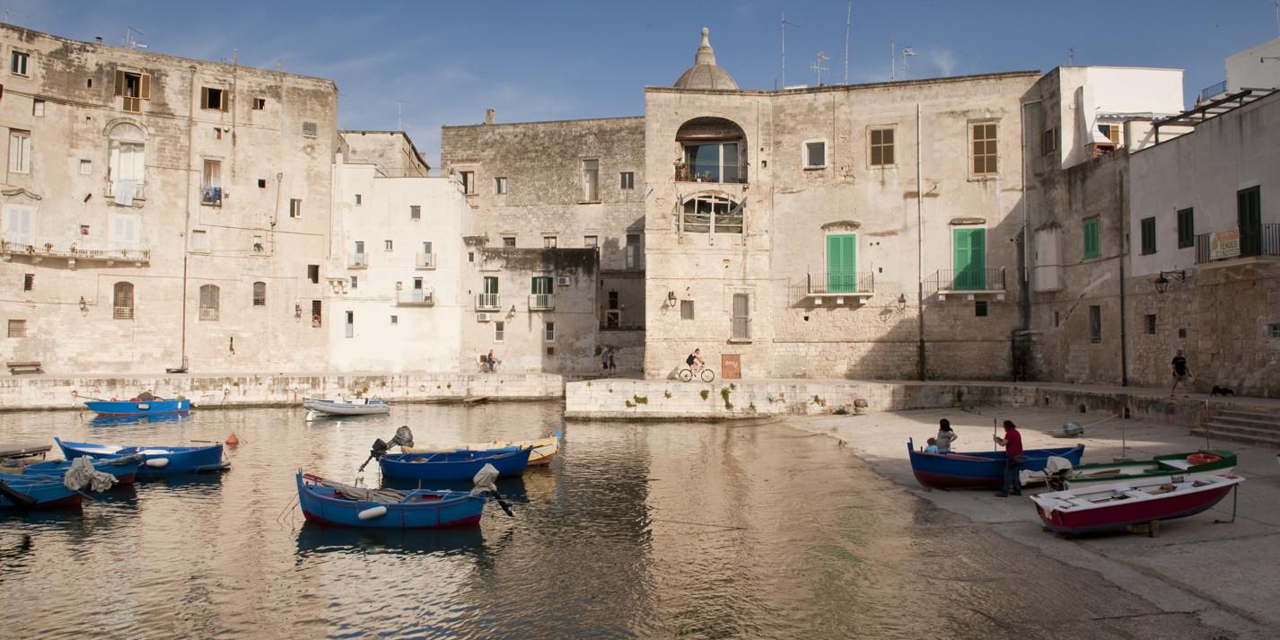 Restaurants in Puglia