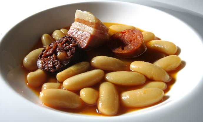 Fabada, a classic Asturian stew