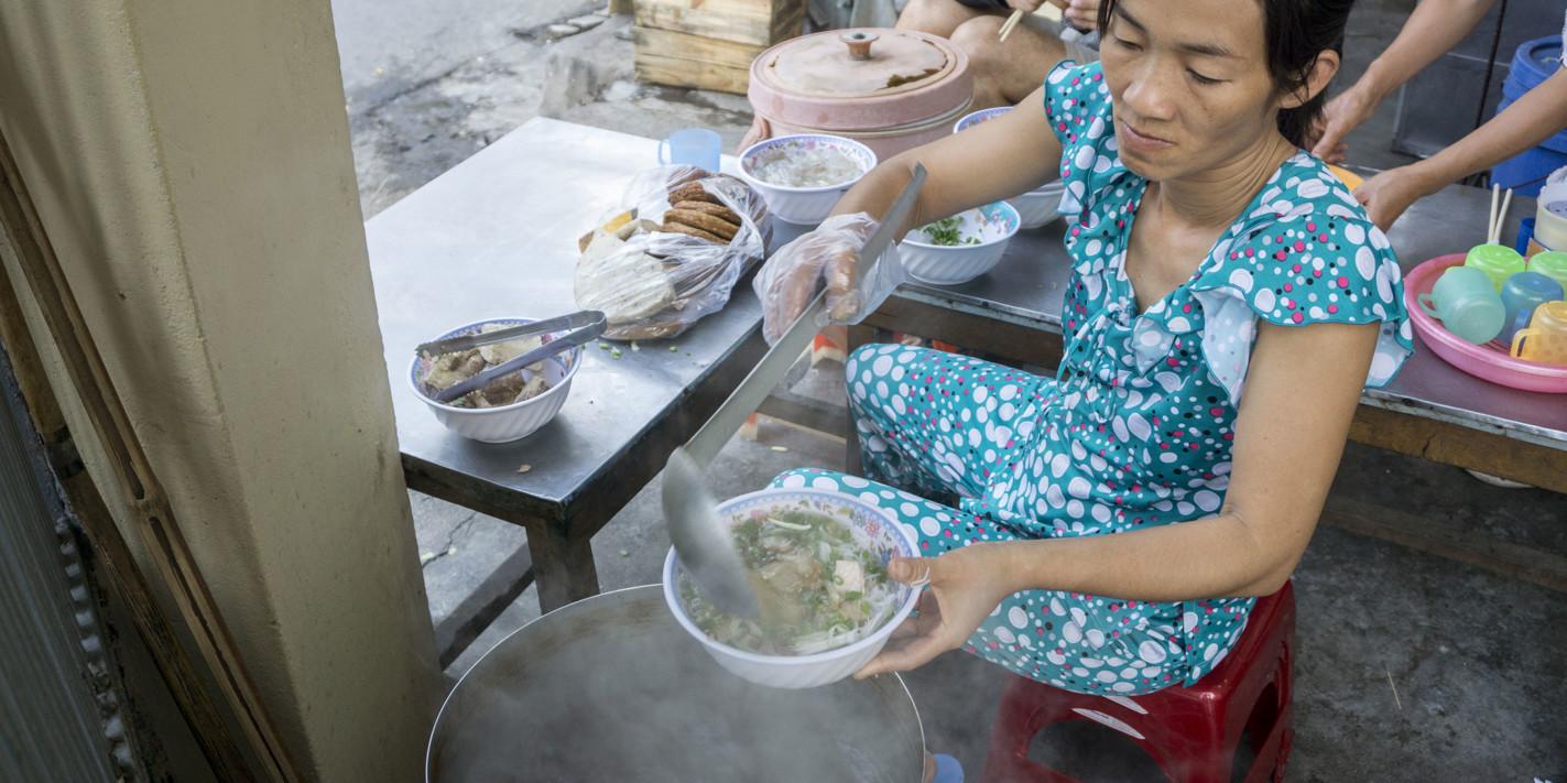 Beyond pho: Vietnam's regional noodle soups