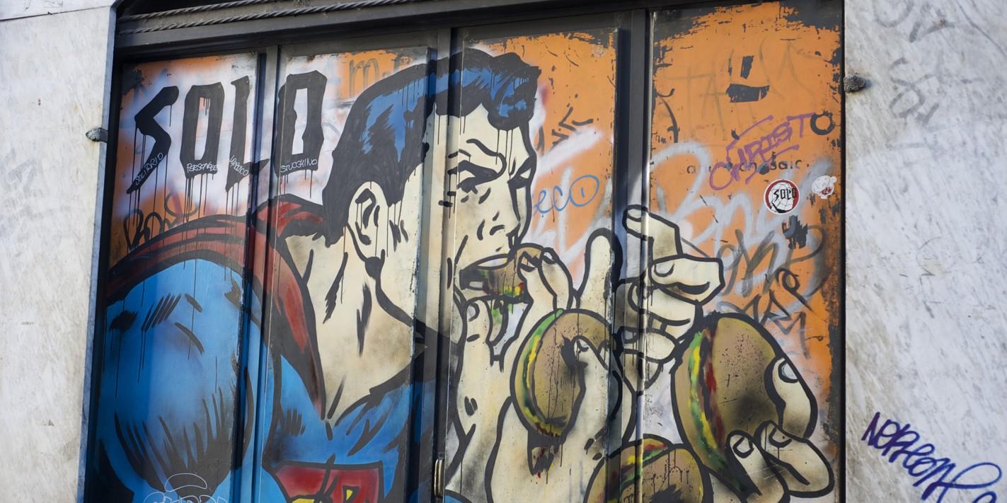 Roam around Rome: the city's best street food