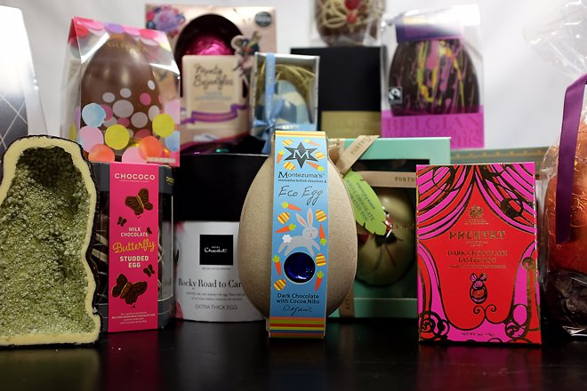 The best chocolate Easter eggs for 2016