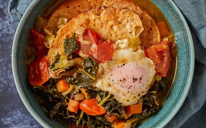 Hearty soups of Tuscany