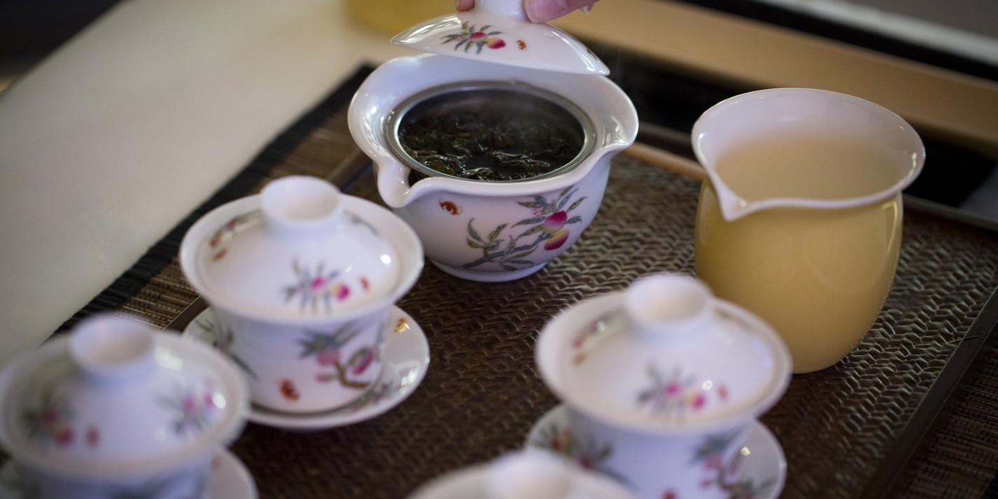 Tea: beyond the bag
