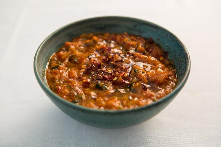 Pappa pomodoro (Tuscan bread soup)