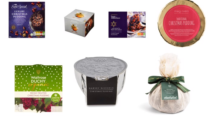 Taste test: the best Christmas puddings for Christmas 2017