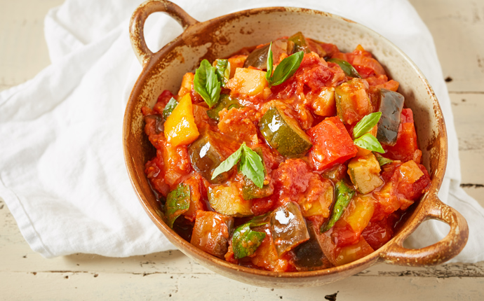 Ciammotta – Summer vegetable stew