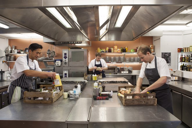 Great British Menu 2015: South West heat preview