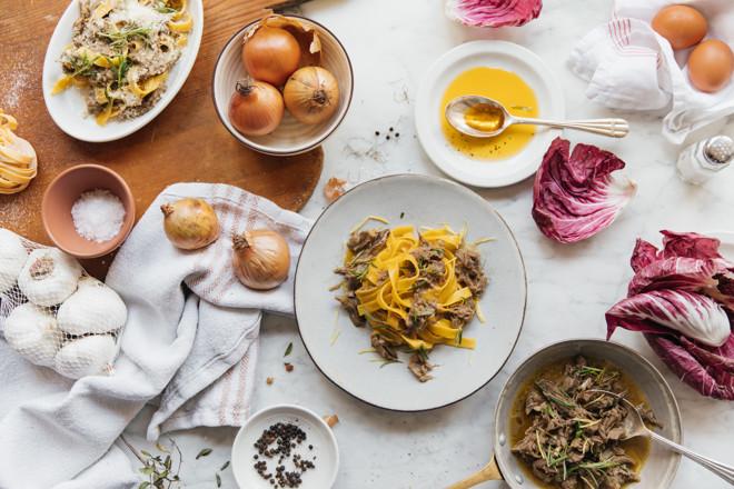 La Tua Pasta: handmade pasta delivered to your door