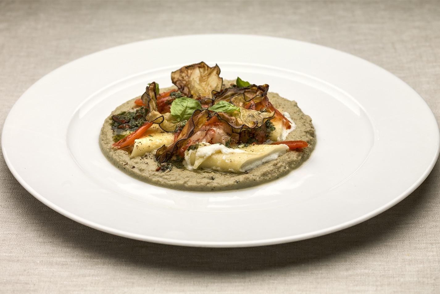 Umberto Massimo's dish