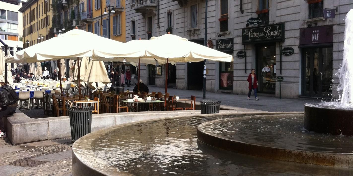 Review of Alice Ristorante, Milan