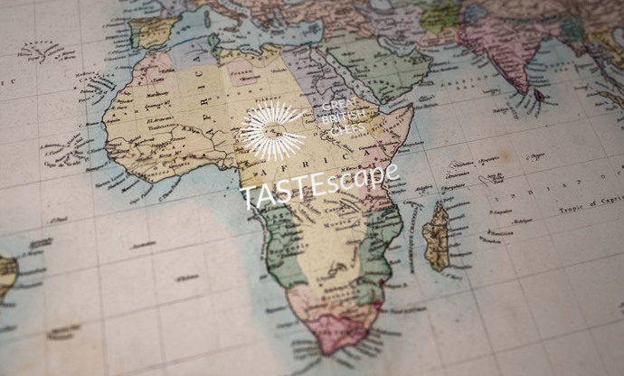 Africa: food and travel guides