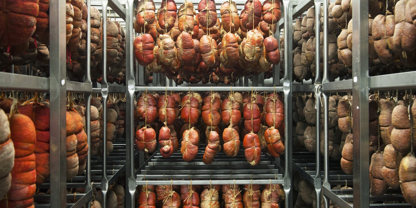 'Nduja: Spilinga's spicy, spreadable super sausage