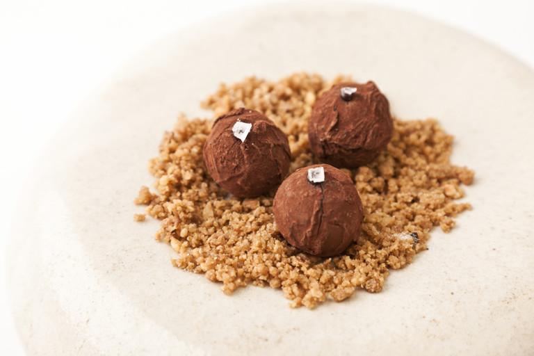 Mushroom truffles