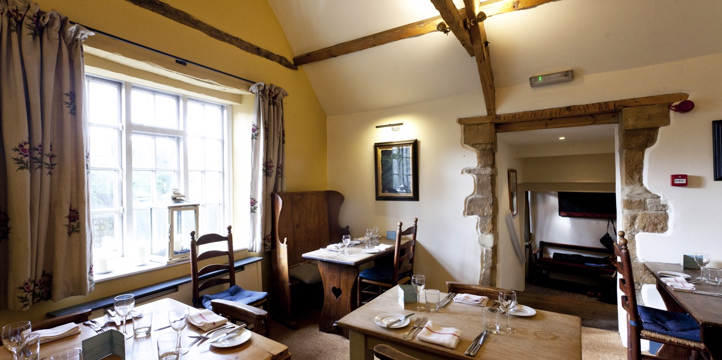 Lunch at The Kingham Plough
