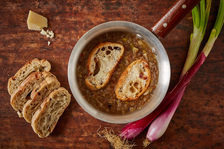 Licurdia – Tropea onion soup