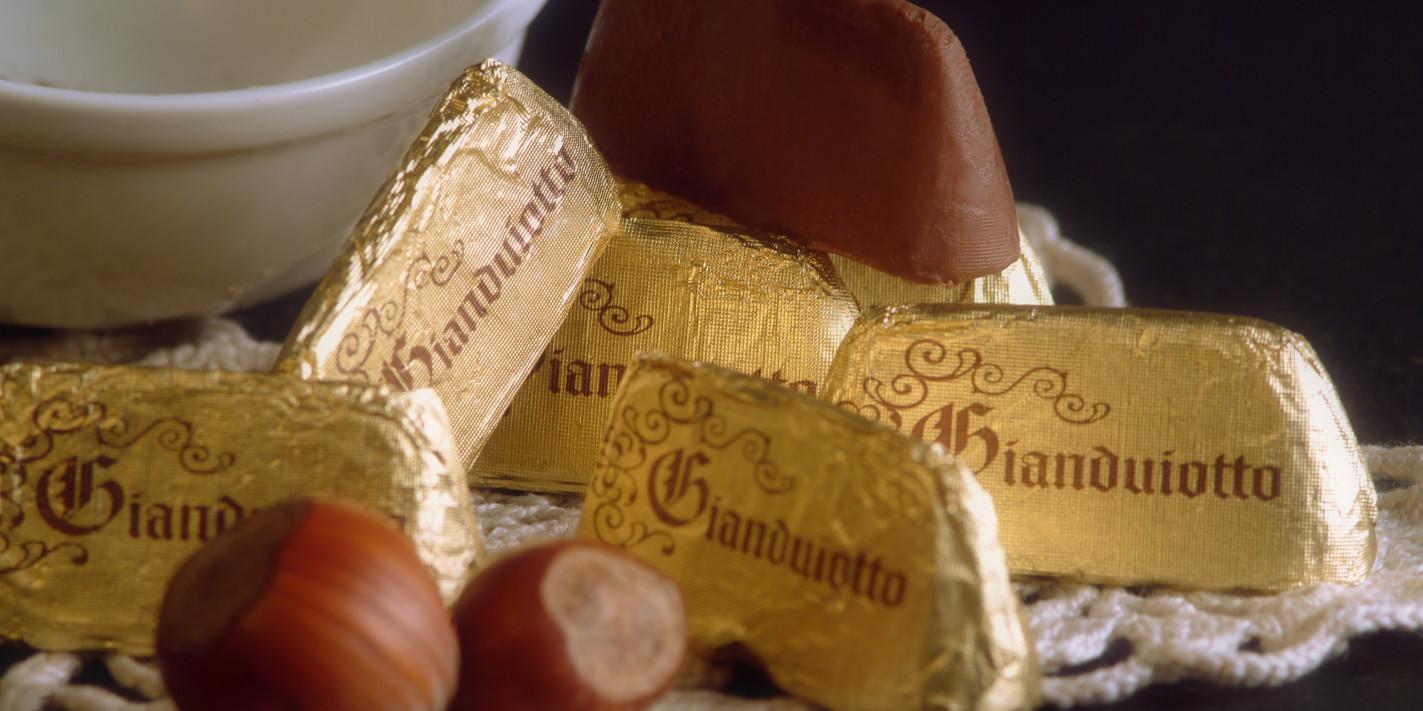 Gianduia: Turin's world-famous chocolate and hazelnut paste