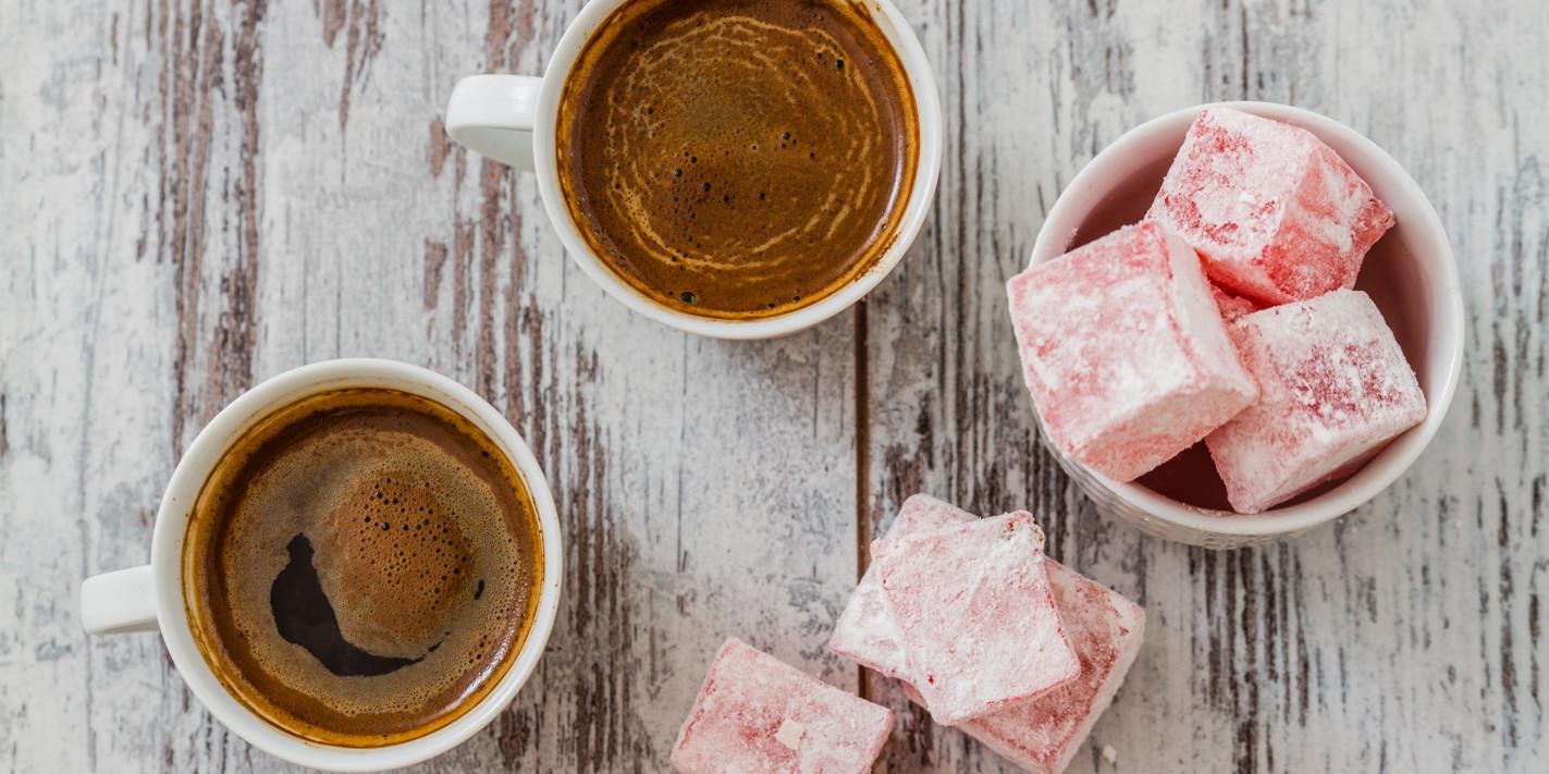Turkish coffee: the beginner's handbook
