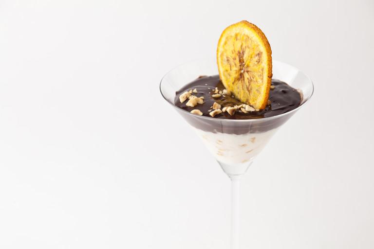 Chocolate-mandarin kheer