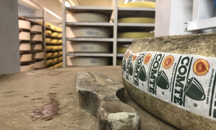 Cows, cellars and cooperatives: how Comté is made