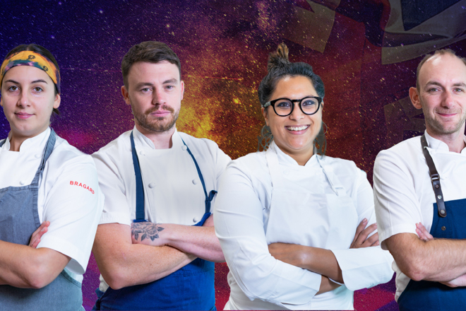 Great British Menu 2021: Central heat preview