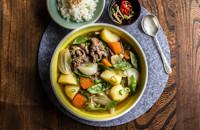 Nikujaga – Japanese meat and potato stew