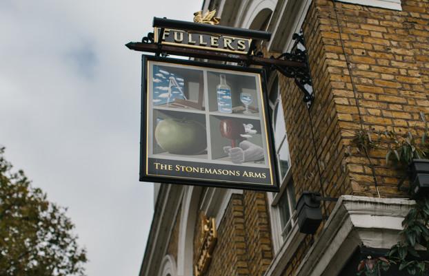 The Stonemason's Arms