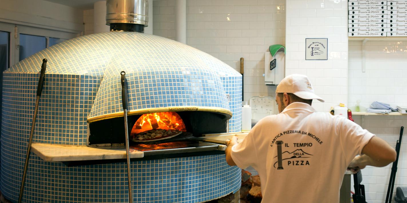 L'Antica Pizzeria da Michele: a slice of Naples in London