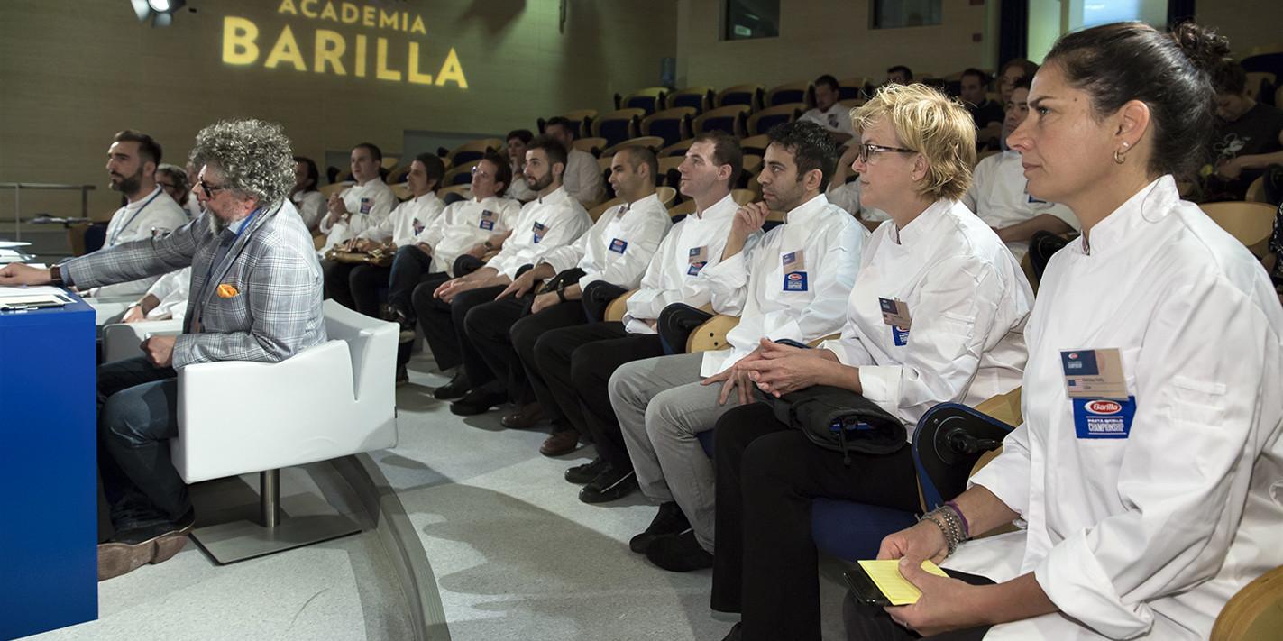 Pasta World Championship 2016: a judge's perspective