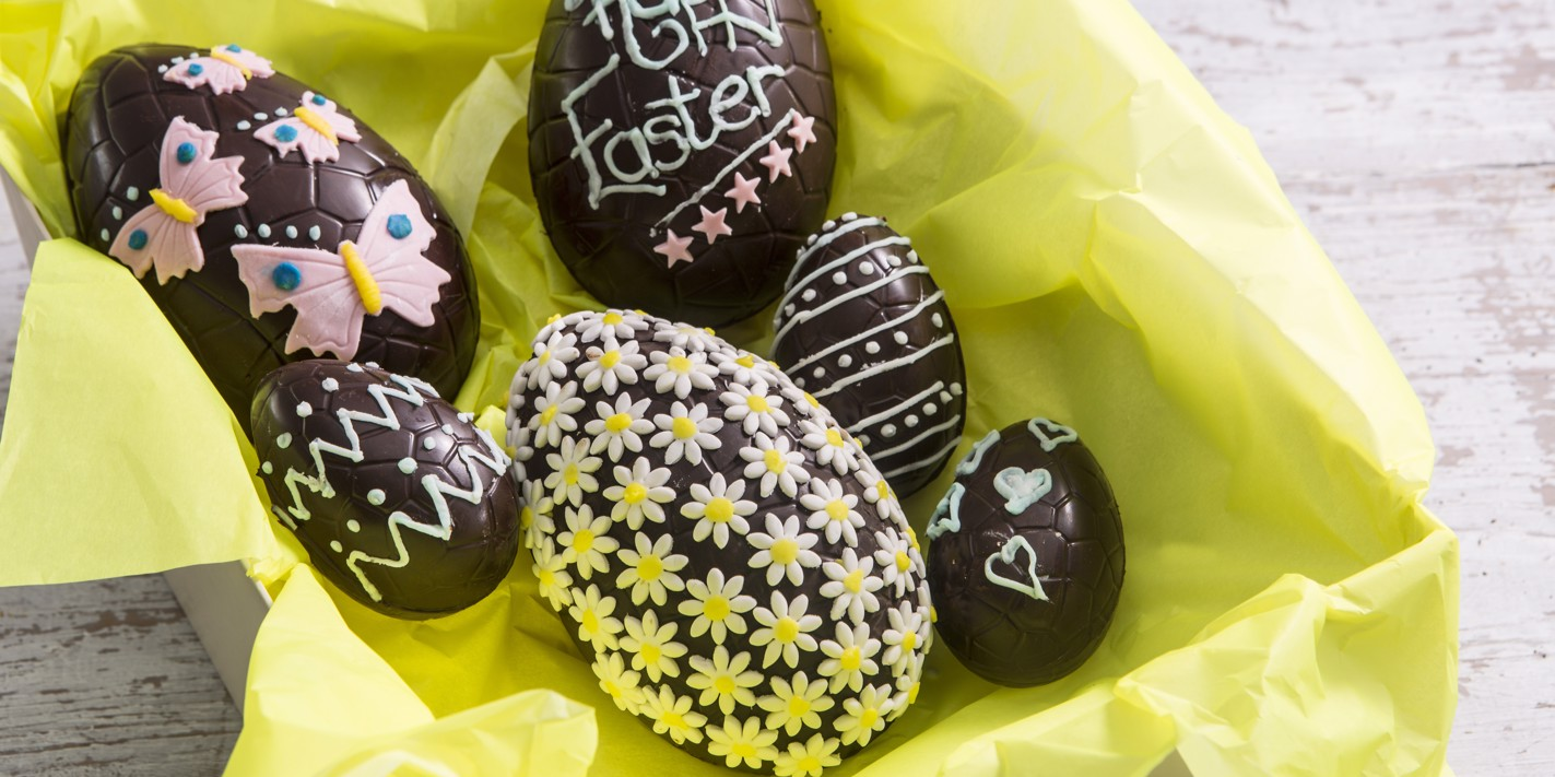 How to decorate an Easter egg