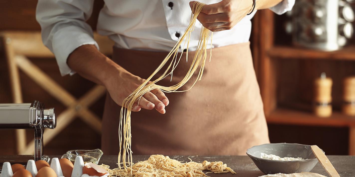 Maccheroncini di Campofilone: Le Marche's six hundred year old pasta
