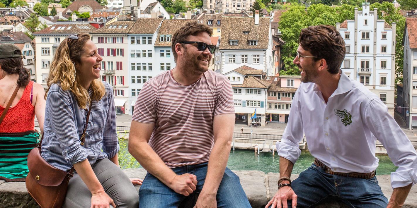 Chefs on tour: Josh Eggleton in Zurich, Switzerland