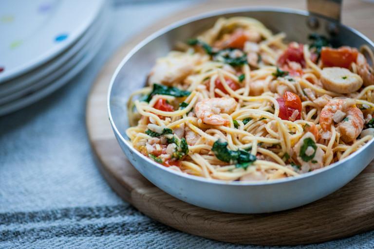 Fishghetti