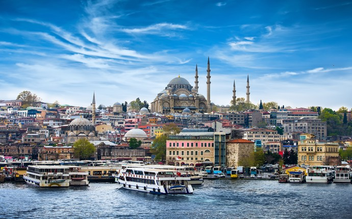 Turkey: food and travel guides