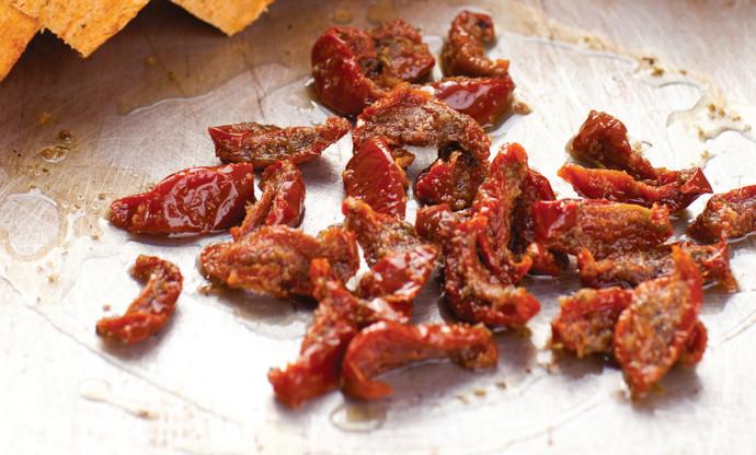 Sun-dried tomato recipes