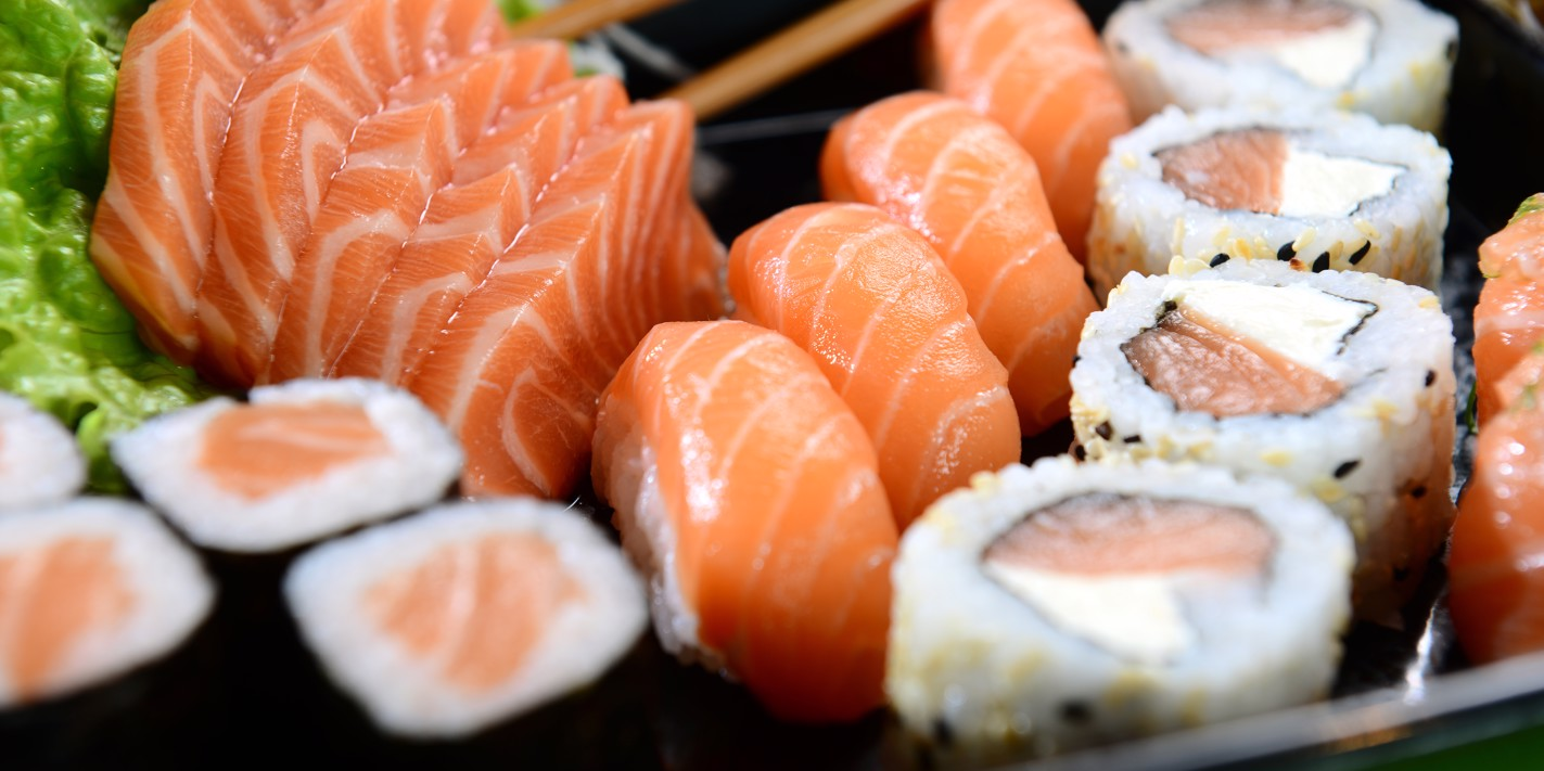 The salmon story: how Norway changed sushi forever