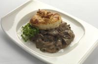 Braised Beef & Ale Pie Recipe
