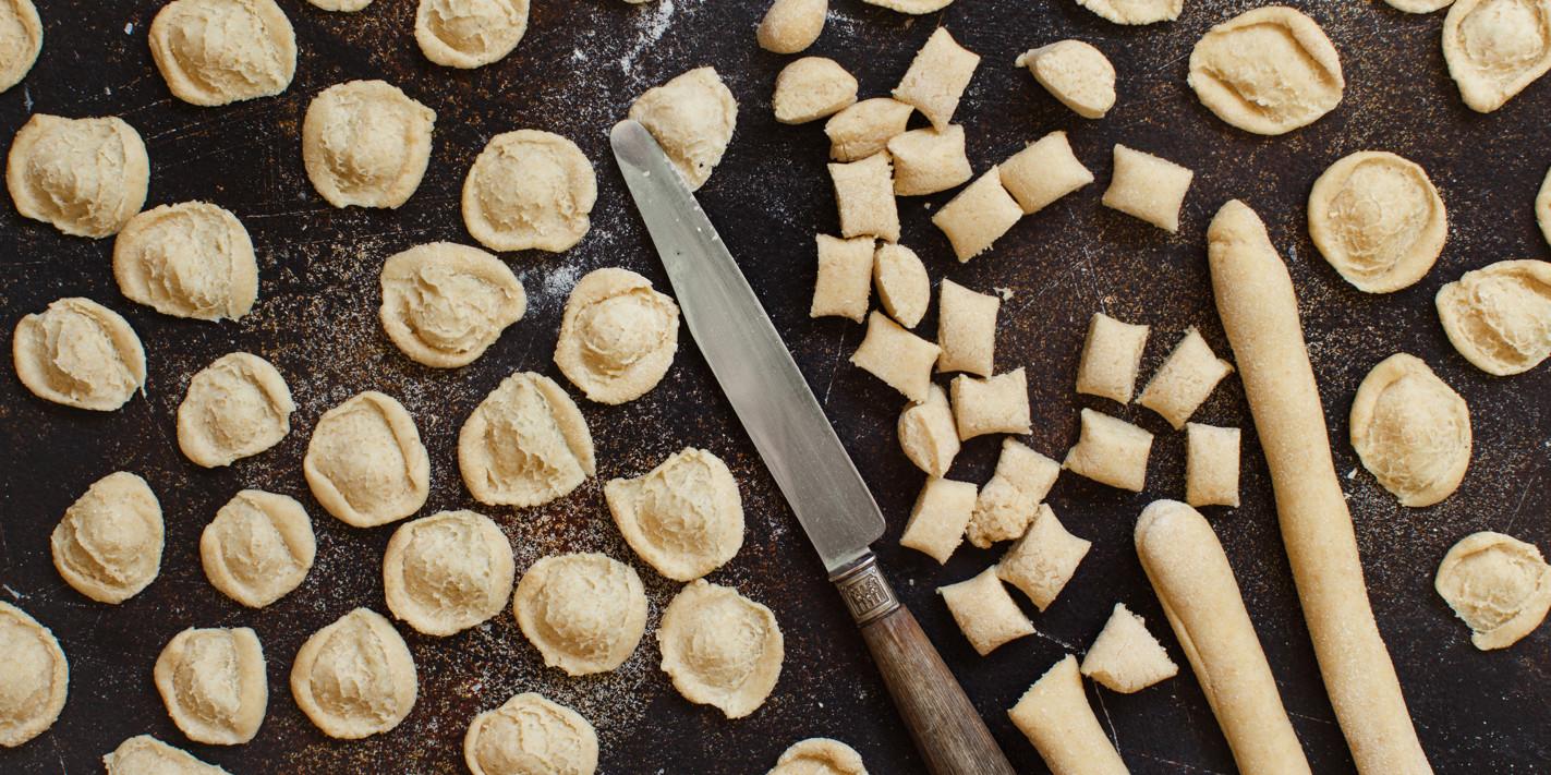 The pastas of Puglia