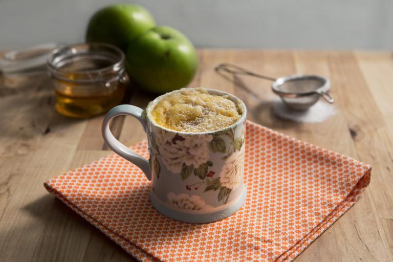 Microwave mug cakes