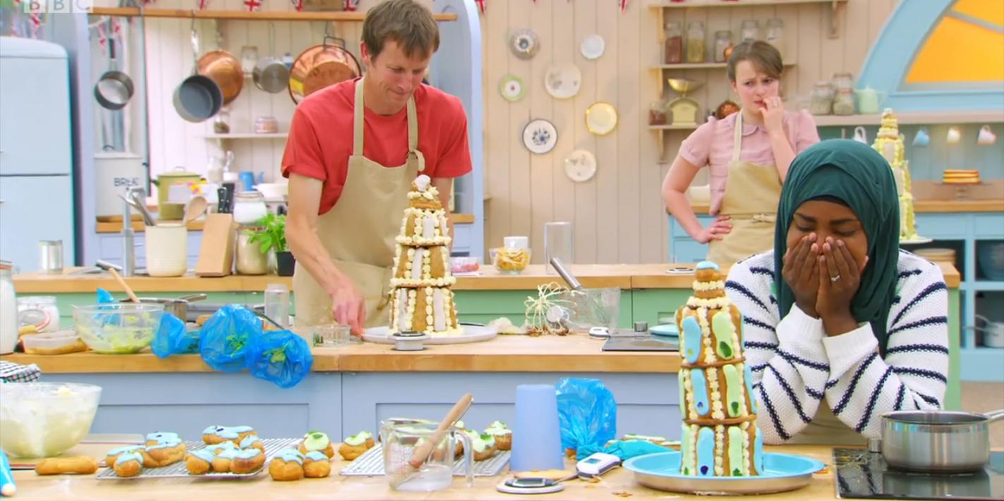 Great British Bake Off 2015, Week 8 - Patisserie Week