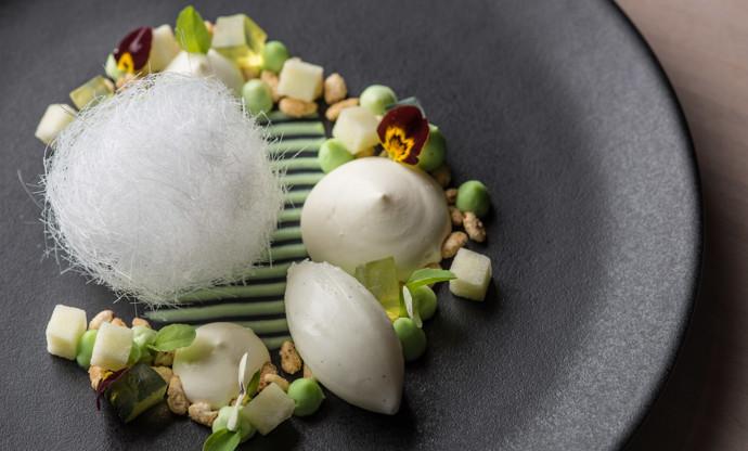 Michelin star dessert recipes
