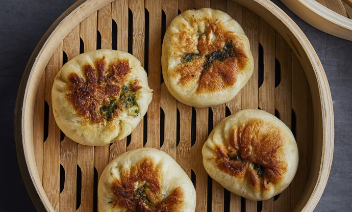 Take abao: the steamed buns of China