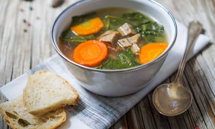 Italy's best traditional soups and broths