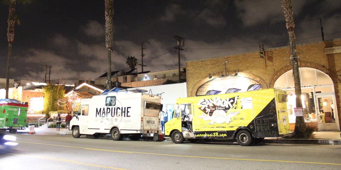 The ten best food trucks in Los Angeles