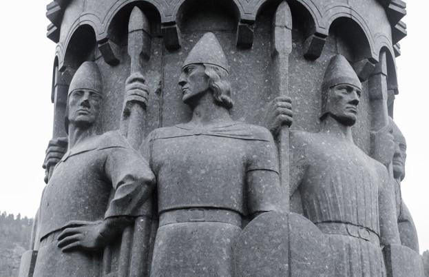 Manitoba statue